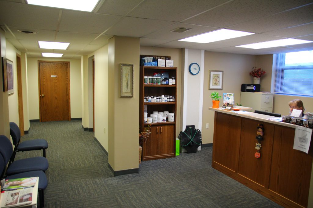 chiropractic office in alexandria mn