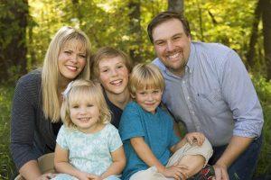 Dr Kramer and Family